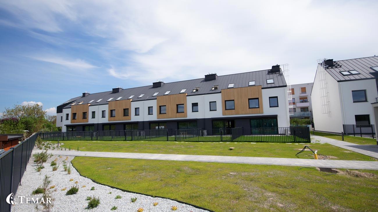 Avanti Ville mieszkania willowe i domy Wrocław Grabiszynek