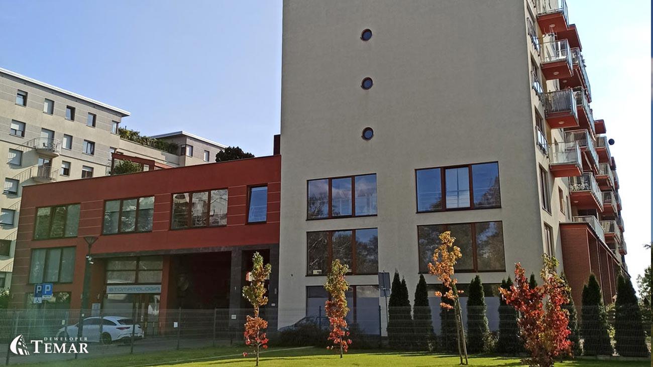 Apartamenty Panorama na Krzykach ul.Przyjaźni