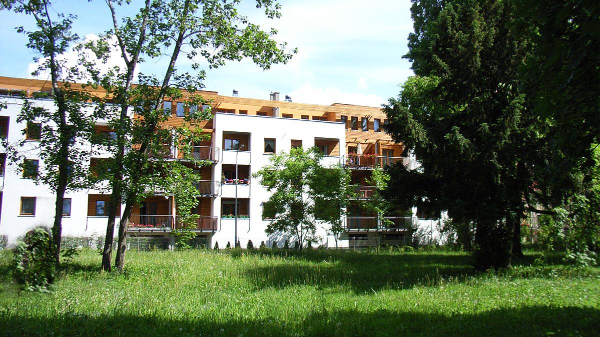 TEMAR Deweloper Apartamenty Przy Parku, Wrocław ul.Pałucka