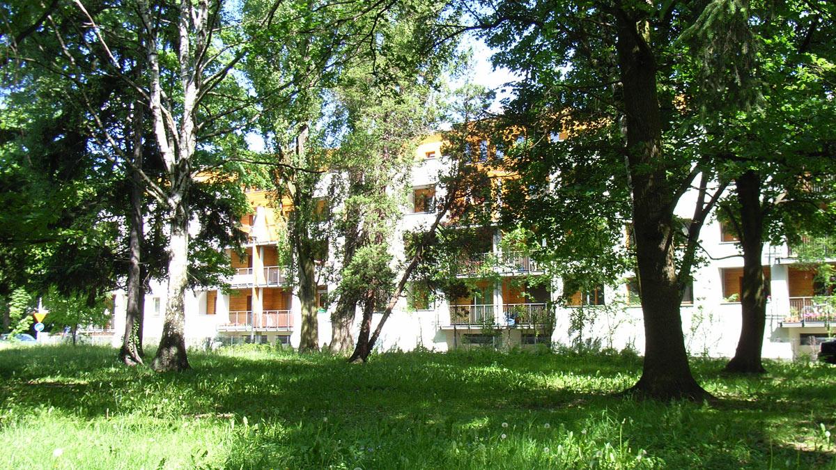TEMAR Dom Apartamenty Przy Parku, Wrocław Kozanów
