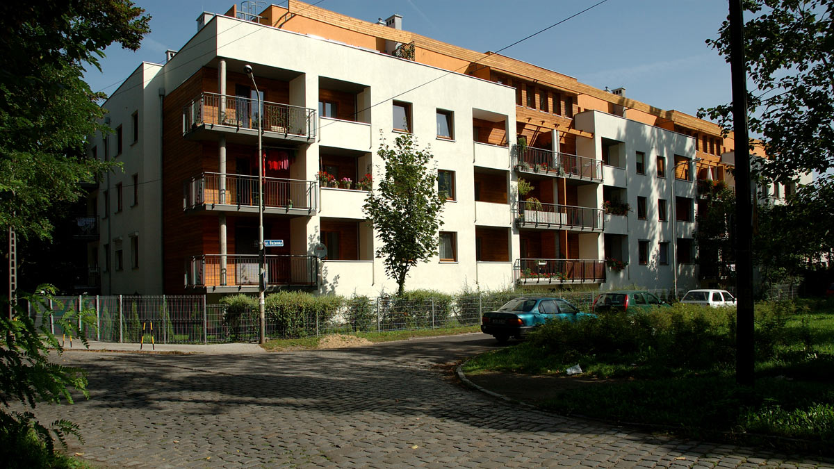 TEMAR  Apartamenty Przy Parku, Wrocław Kozanów