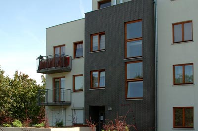 Apartamenty Przy Parku Wrocław Kozanów ul.Pałucka - TEMAR Deweloper