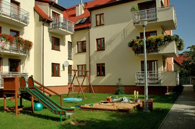 Apartamentowiec Solskiego - Temar Deweloper
