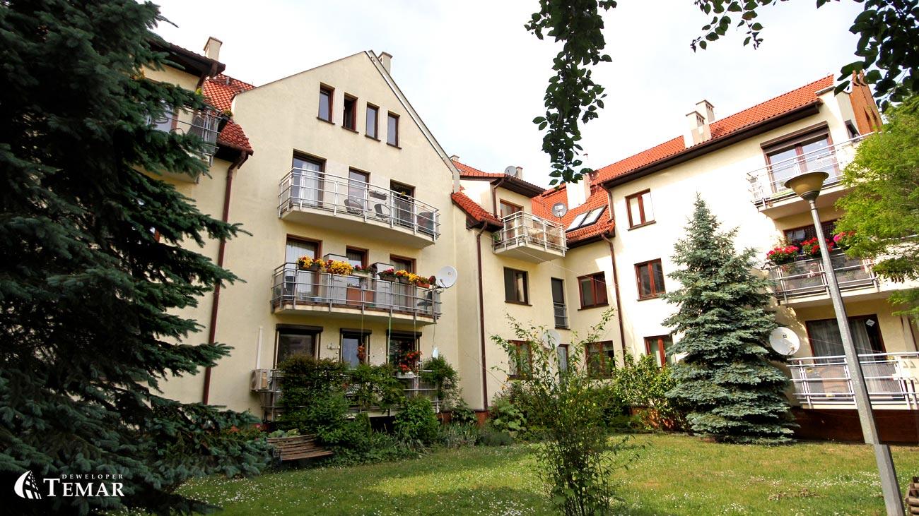 Apartamentowiec Solskiego - Temar Dom
