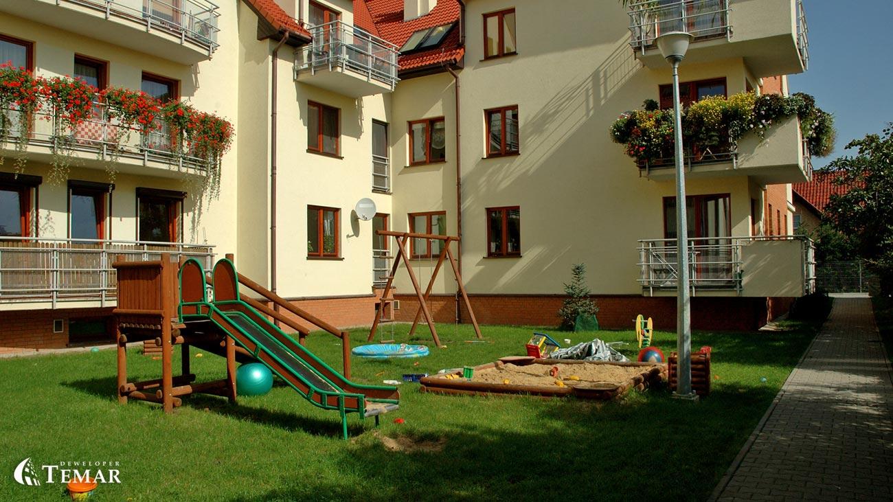Apartamentowiec Solskiego - inwestycja mieszkaniowa Temar Deweloper