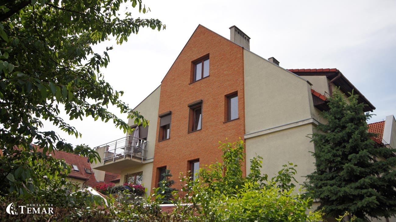 Apartamentowiec Solskiego - inwestycja mieszkaniowa Temar Dom